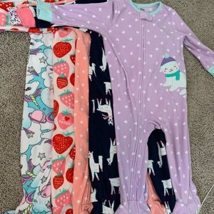 Toddler pjs